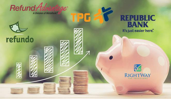 Banking Partner Program Details! Webinar – TPG, Refund-Advantage, Republic and Refundo