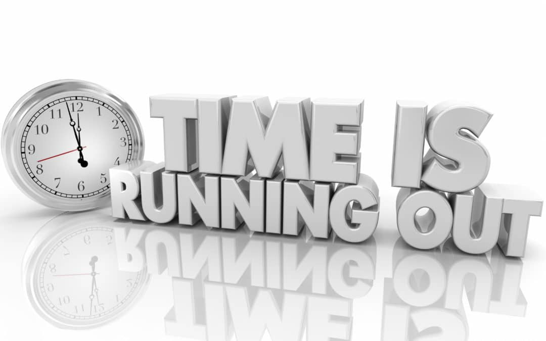 IRS Perfection Period – The Clock is Ticking