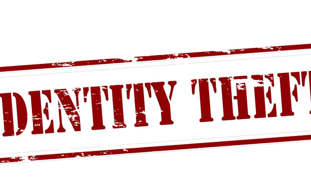 2019 ID Theft – On pace to break all records! – In a bad way!